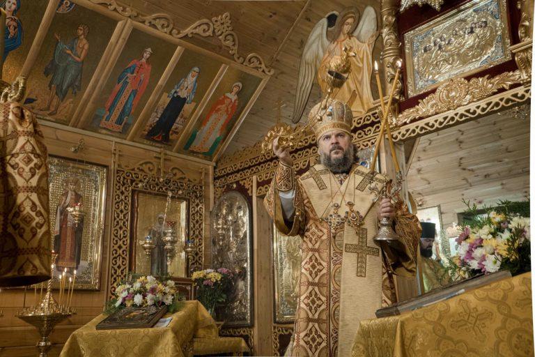 Воскресный день в Красново