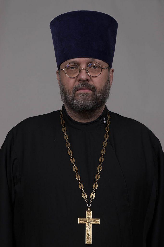 Помощник благочинного Кимрского округа. Протоиерей Алексий Дмитриевич Шевчук