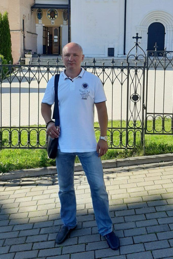 Заместитель руководителя отдела. Андрей Львович Безруков