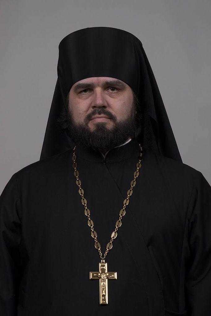 Помощник благочинного Конаковского округа. Иеромонах Августин (Алексий Анатольевич Пирогов)