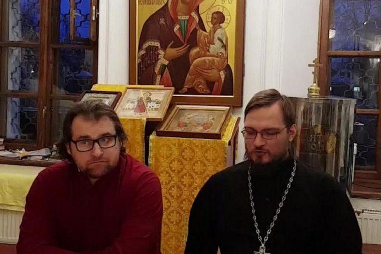 Встреча на тему «Чудотворная икона Богоматери Одигитрия и её вторничное чудо»