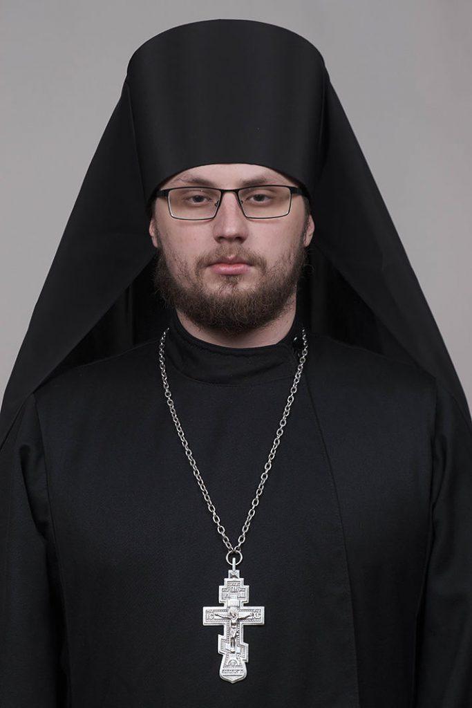 Заместитель руководителя отдела. Иеромонах Филарет (Воронцев Дмитрий Владимирович)