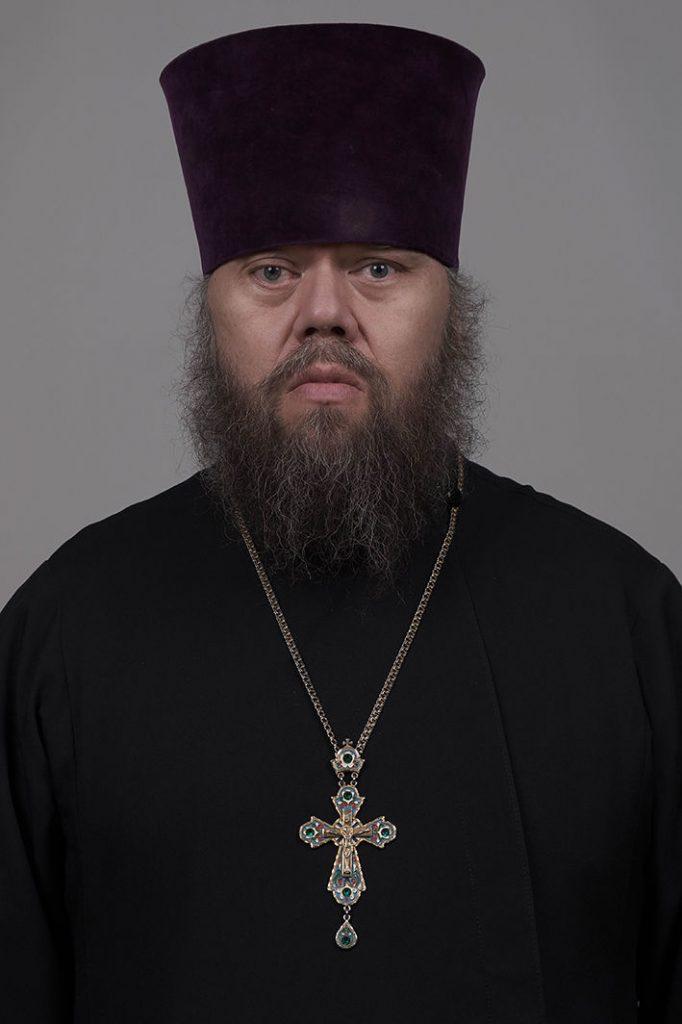 Помощник благочинного Бологовского округа. Протоиерей Георгий Владимирович Слободонюк