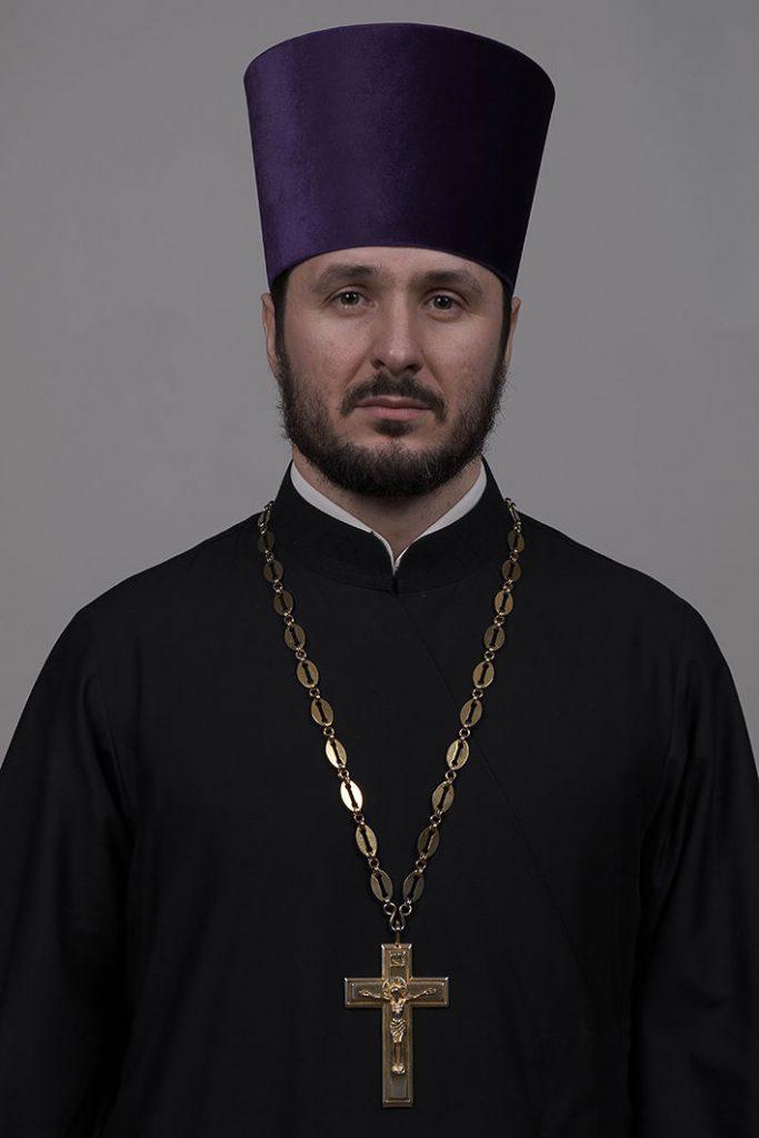 Помощник благочинного Торжокского округа. Протоиерей Николай Тимофеевич Симчук