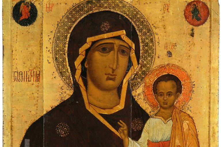 Лекция «Чудотворная икона Богоматери Одигитрия и ее вторничное чудо»