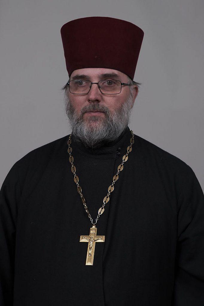Помощник благочинного Осташковского округа. Протоиерей Роман Анатольевич Малинин