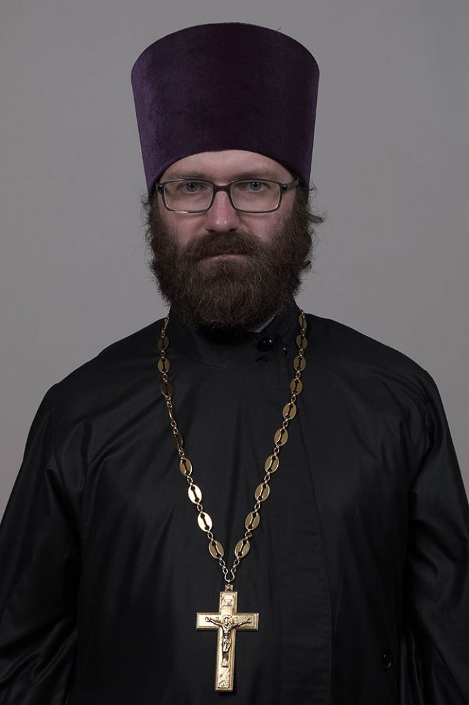 Помощник благочинного Калязинского округа. Иерей Роман Александрович Решетилов