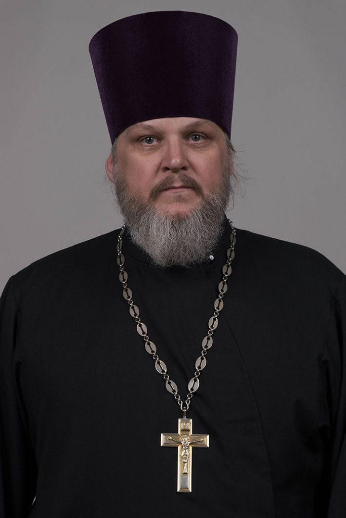 Помощник благочинного Вышневолоцкого округа. Протоиерей Владимир Альбертович Гуркало