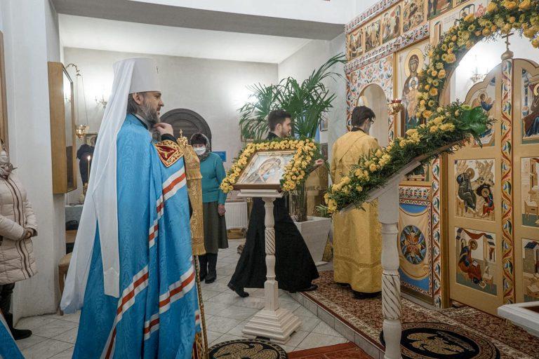 Неделя Праотец в Кузьминском