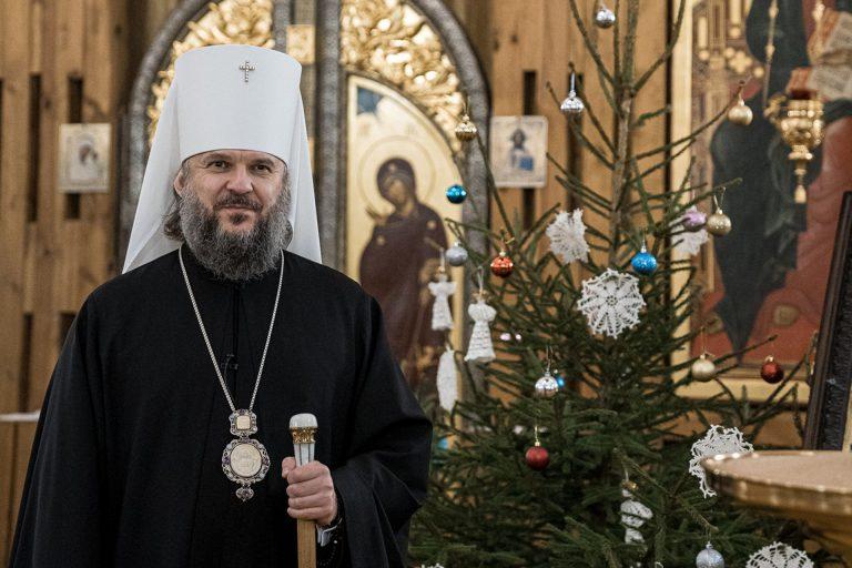 Рождественское послание митрополита Тверского и Кашинского Амвросия