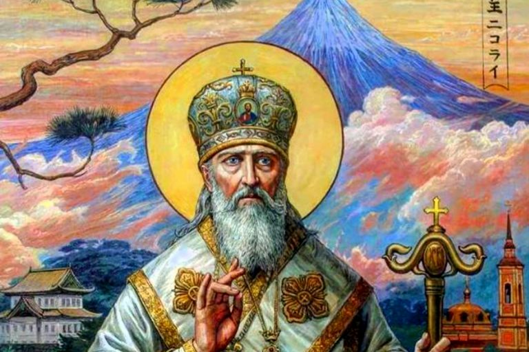 Проповедь христианства святителем Николаем (Касаткиным) в начале его миссионерского служения