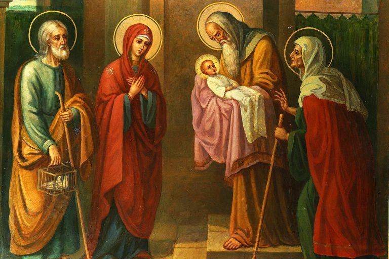Сретение Господне – великий двунадесятый праздник христианской Церкви.