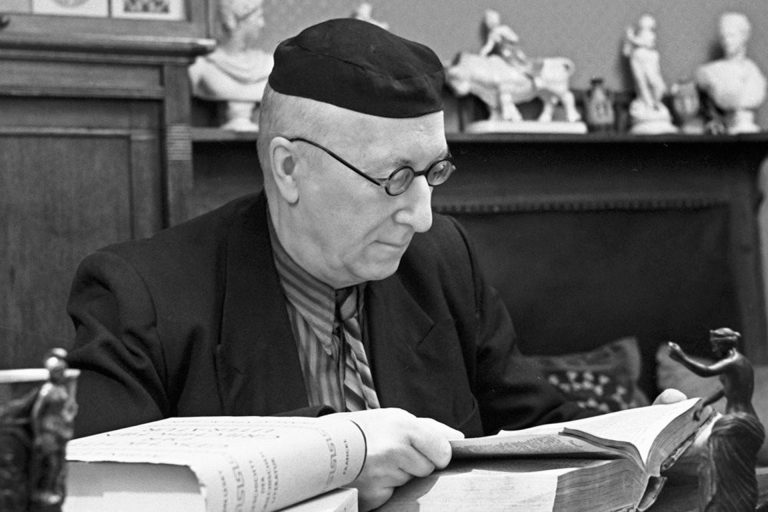 Алексей Фёдорович Лосев. Первое знакомство
