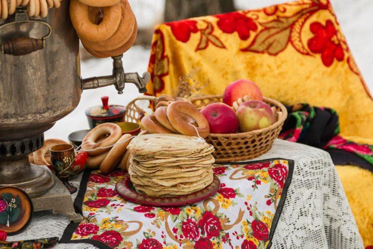 Анонс праздника «Широкая масленица» Власьевской церкви