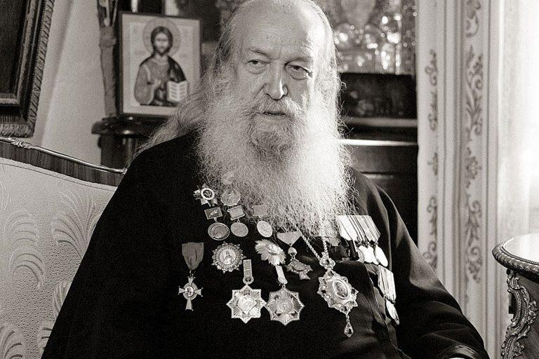 Митрополит Алексий (Коноплев) – участник Великой Отечественной войны