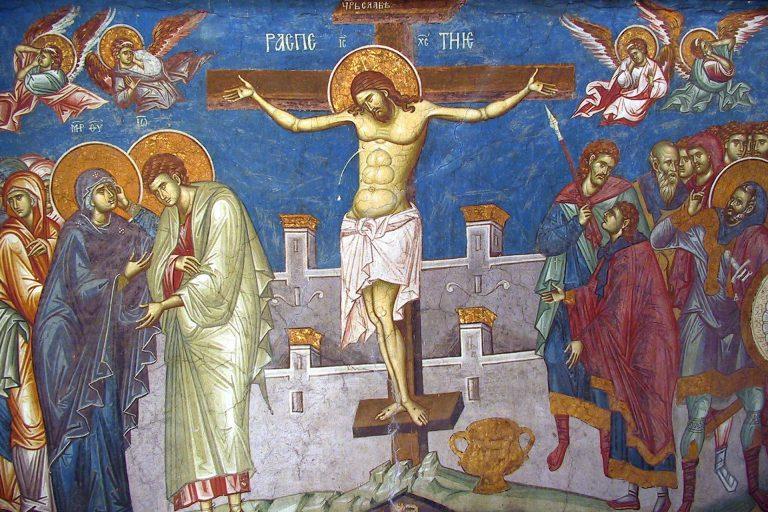 История создания службы Великой Пятницы