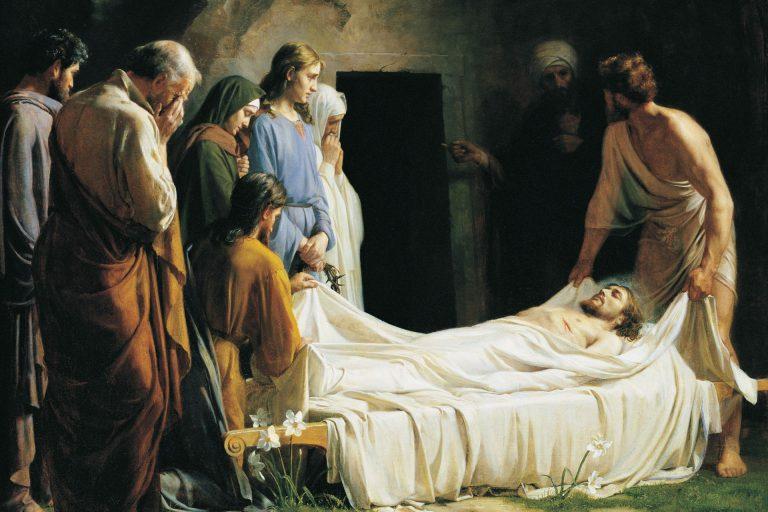 Осмысление смерти Иисуса Христа в проповедях митрополита Антония Сурожского
