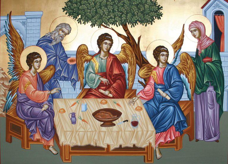 Происхождение праздников Пасхи и Пятидесятницы