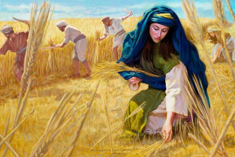 Женщина – помощница мужа. Женщина в Ветхом Завете