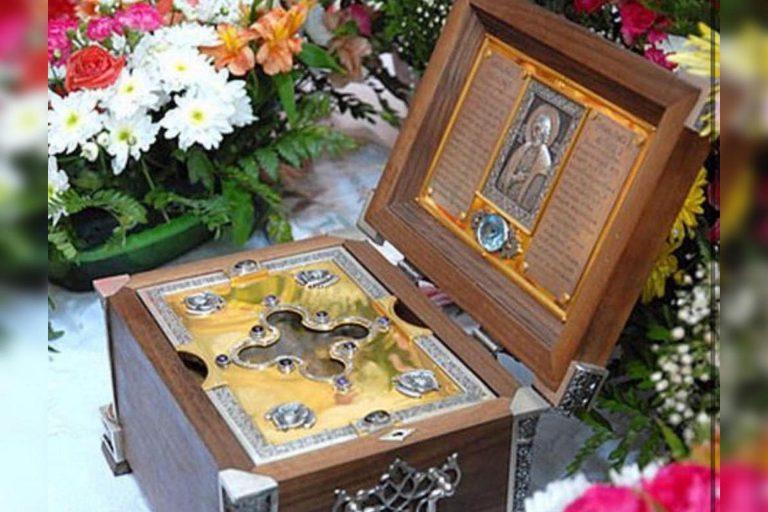 11 июля в Тверь прибывает ковчег с мощами благоверного князя Александра Невского