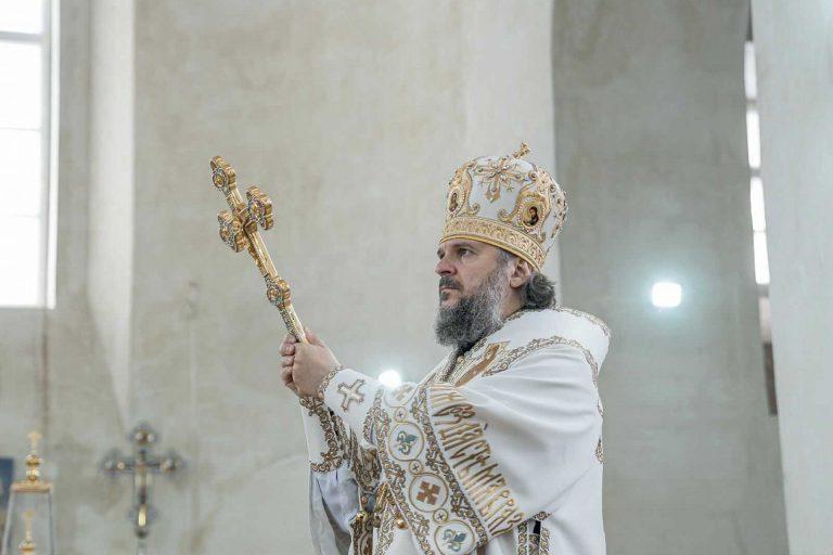 Поздравление митрополита Тверского и Кашинского Амвросия с 1033-летием Крещения Руси