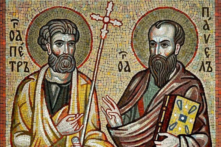 О подвиге первоверховных апостолов Петра и Павла. Экскурс в древнехристианское апостольское служение