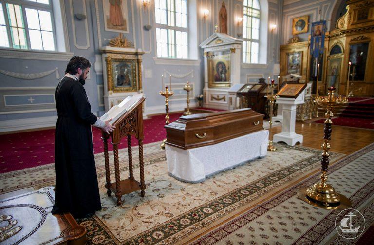 Значение и смысл чина Погребения