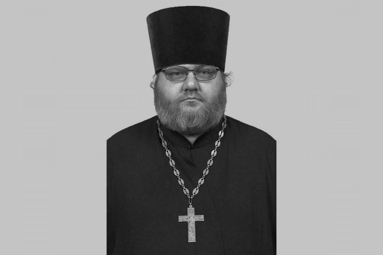 Преставился ко Господу священник Михаил Михайлов