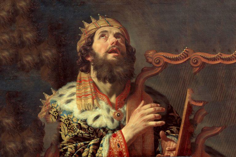 Пророчества псалмов Давида о предательстве Иуды Искариота