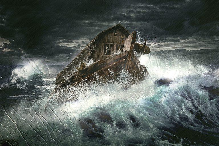 Вопрос авторства рассказа о Потопе