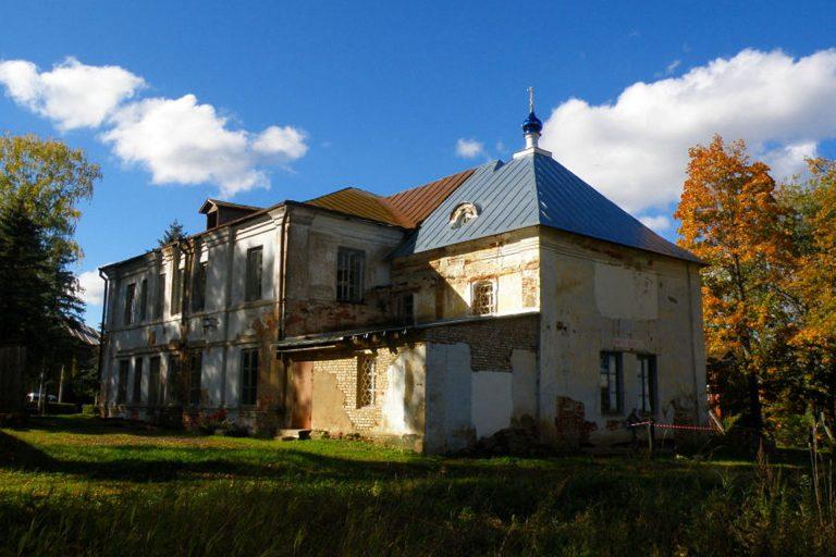 Покровская церковь в Бурашево, Калининский район