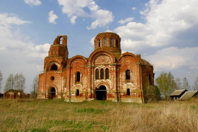 Зачатия Иоанна Предтечи церковь в Маслово, Калининский район