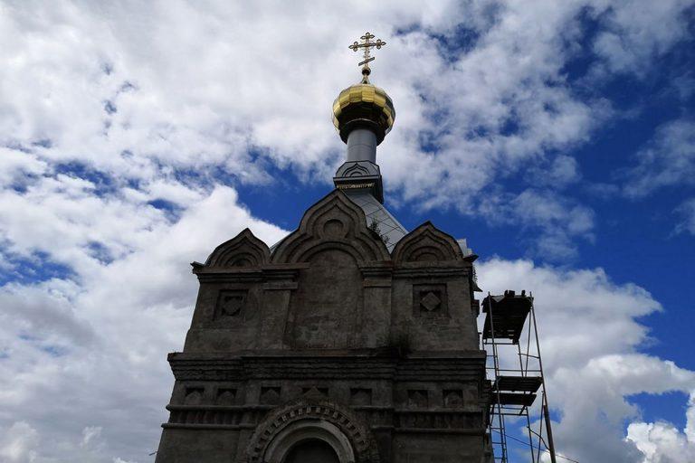 Святителя и Чудотворца Николая часовня в Балаково, Калининский район