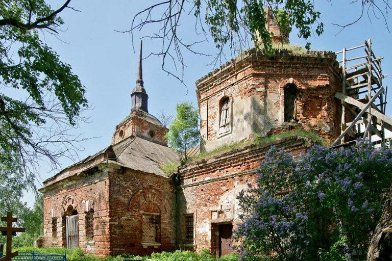 Казанская церковь в Котельникове (Богородском), Калининский район