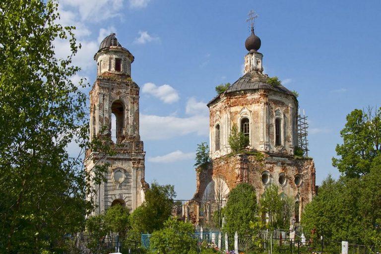 Похвалы Пресвятой Богородицы церковь в Дмитровском, Калининский район
