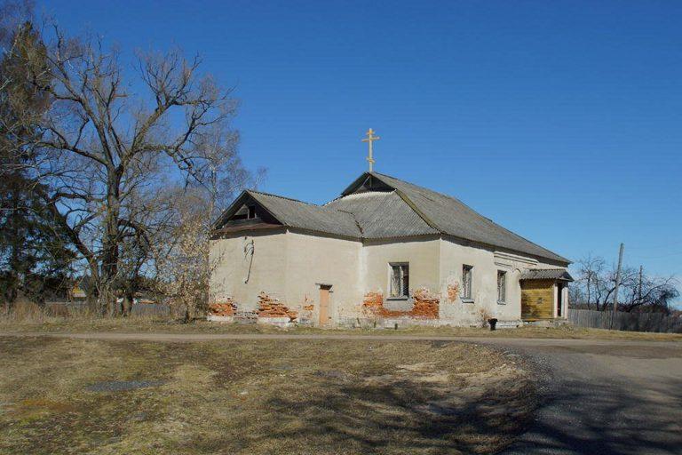Богородицерождественская церковь в Жерновке, Калининский район