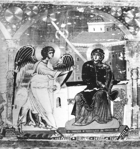 БлаговещениеМонастырь св. Екатерины, СинайXII в.