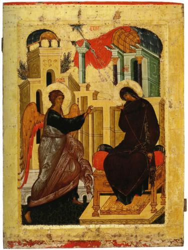 БлаговещениеКирилло-Белозерский музейОк. 1497 г.
